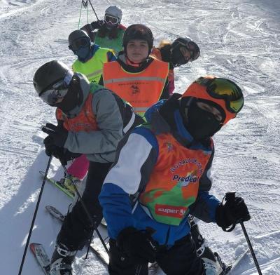 Tabara ski Predeal
